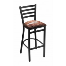 Indian Motorcycle Brick Wall L004 Stationary Bar Stool