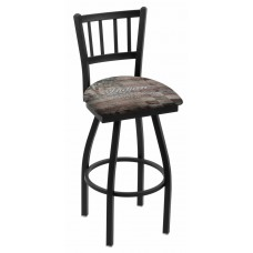 Indian Motorcycle American Flag L018 Bar Stool