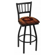 Indian Motorcycle Barn Wood L018 Bar Stool