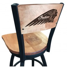 Indian Motorcycle Holland Bar Stool L038