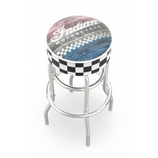 Indian Motorcycle L7C1 Retro Bar Stool with Cafe Racer 1
