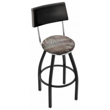 Indian Motorcycle Holland Bar Stool L8B4 with American Flag