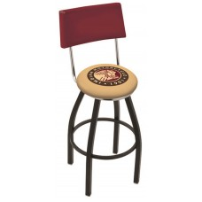 Indian Motorcycle Holland Bar Stool L8B4