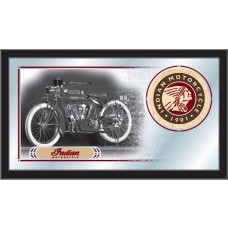 Indian Motorcycle Collector Mirror Heritage Bike