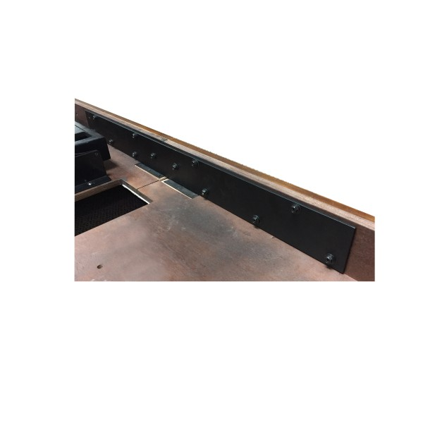 Shuffleboard Table Steel Brackets