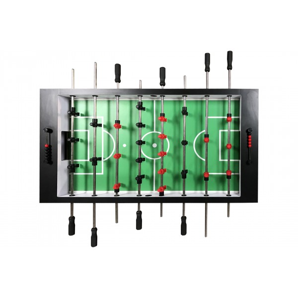 Indian Motorcycle Soccer Table Top View