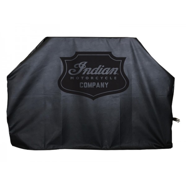 Indian Motorcycle Black Badge Grill Cover