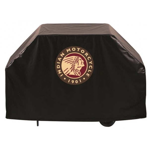 Indian Motorcycle Head Logo Grill Cover