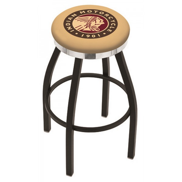 Indian Motorcycle Holland Bar Stool L8B2C