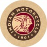 Indian Motorcycle Head Logo Table Top